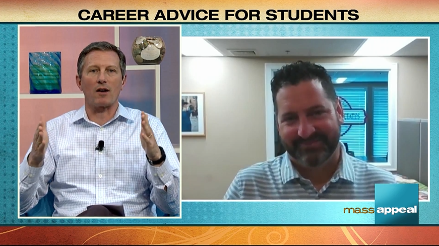 Ross talks about hwo to help students choose a career path